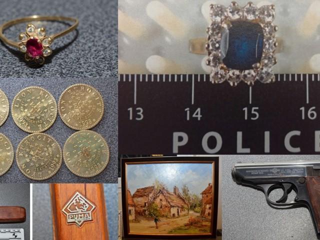 Montauban. La police cherche les propriétaires d'objets volés par ruse à Montauban et en Aquitaine