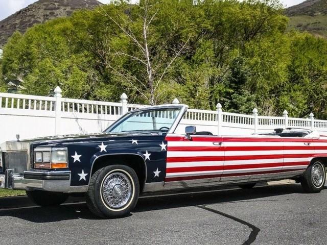 Voici la limousine la plus américaine qui soit