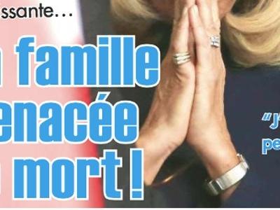 Brigitte Macron, famille menacée, surprenante requête à l'Élysée