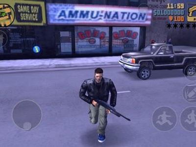 Grand Theft Auto 3 passe au format des nouveaux iPhone et iPad Pro