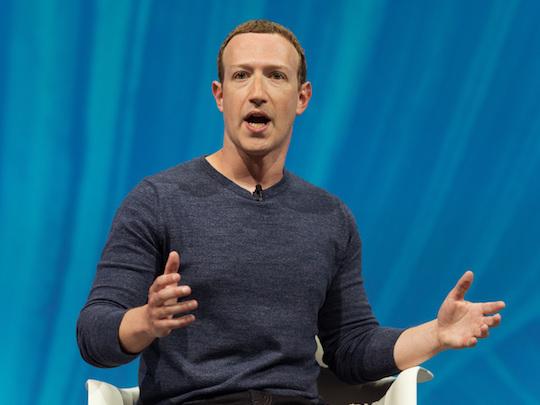[DECODE] Ce que dit la tribune de Mark Zuckerberg sur la stratégie adoptée par Facebook