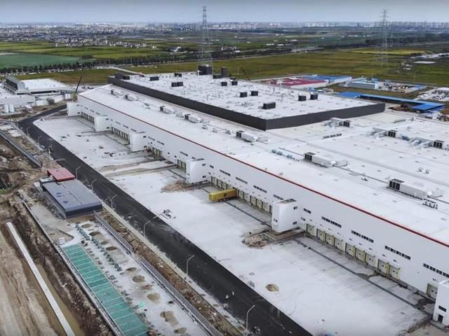 Gigafactory 3 : les Tesla Model 3 sont désormais produites en Chine