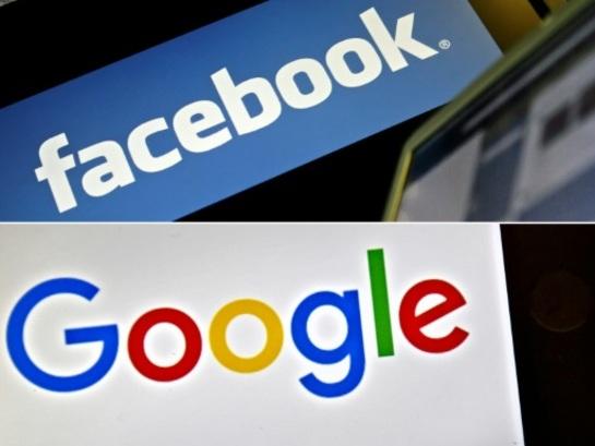 Google/Facebook: l'UE étudie de près leur utilisation de données personnelles