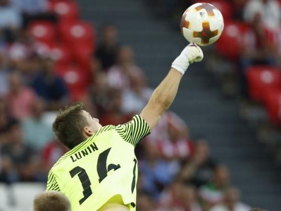Foot - Transferts - L'Inter Milan en pole pour le talent ukrainien Andriy Lunin