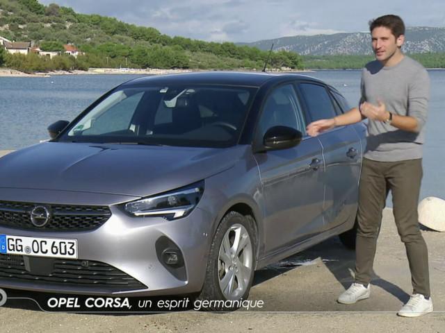 Opel Corsa, un esprit germanique - Essai TURBO du 08/12/2019