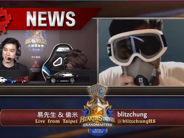 Blizzard s'explique sur la suspension de Blitzchung et annonce réduire la punition !