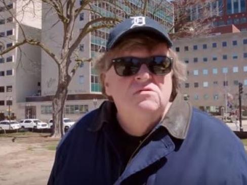 Fahrenheit 11/9 : Michael Moore part en guerre contre Donald Trump