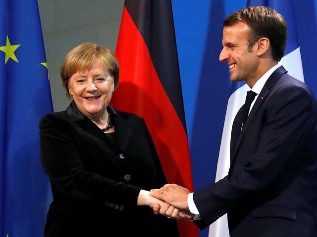 Macron souhaite une relance de l'Europe pour éviter un «chaos» mondial