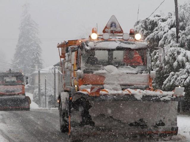 """La tempête """"Gloria"""" arrive en Occitanie : de la neige et des précipitations attendues dans les Pyrénées"""