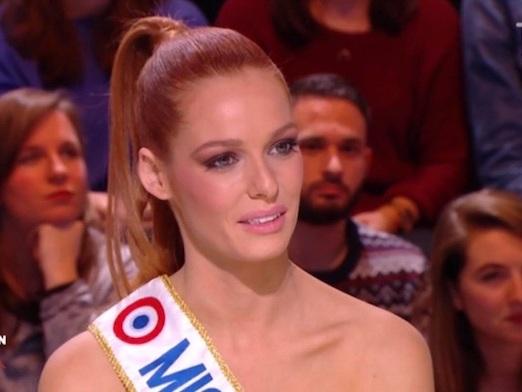 Miss Univers : la terrible chute de Maëva Coucke fait le buzz (vidéo)