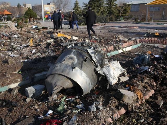 Après le crash de l'avion en Iran, un général admet sa responsabilité