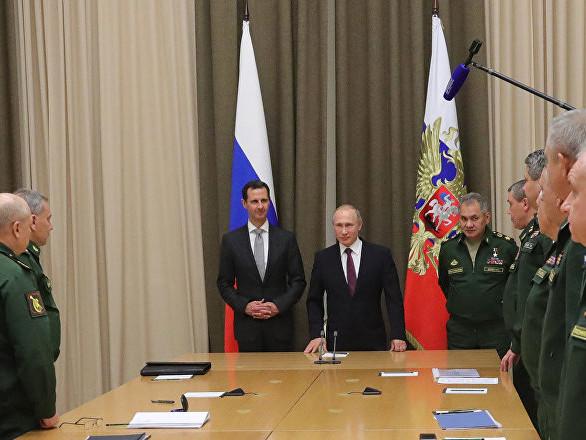 Assad à Poutine: les gardes-frontières syriens prêts aux patrouilles conjointes avec les Russes