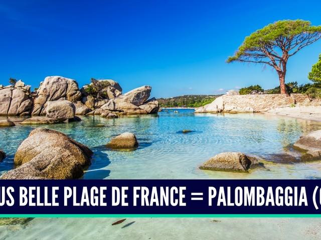 Top 10 des plus belles plages de France selon Tripadvisor