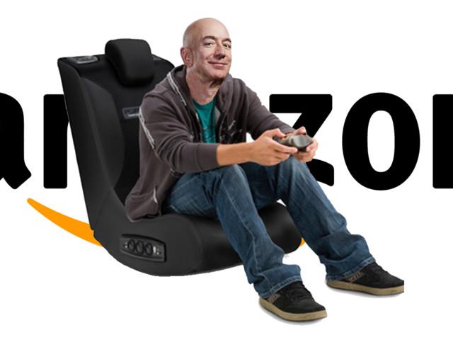Amazon pourrait lancer un service de jeux en streaming en 2020