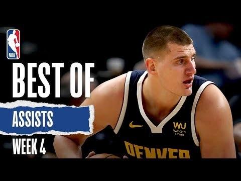 NBA : les plus belles passes décisives de la semaine