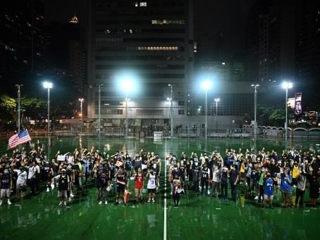 NBA: des partisans aux manifestants de Hong Kong s'invitent à un match des Nets