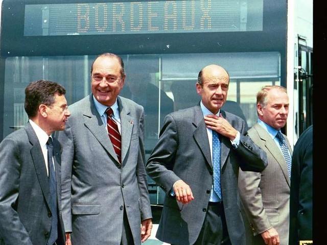Bordeaux : quel lieu portera le nom de Jacques Chirac ?