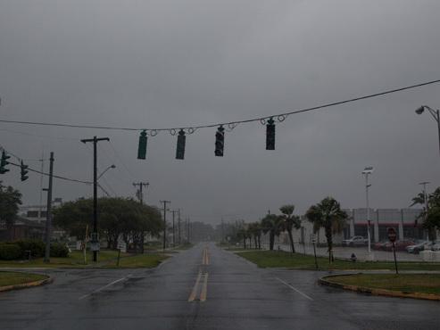 Ville fantôme, inondations, vols annulés: la tempête tropicale Barry a balayé la Louisiane (vidéo)