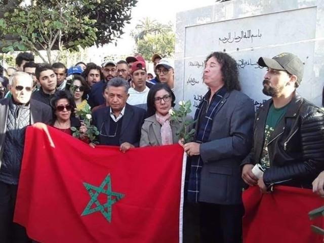Rassemblement à Casablanca en hommage aux victimes de l'attaque de Christchurch