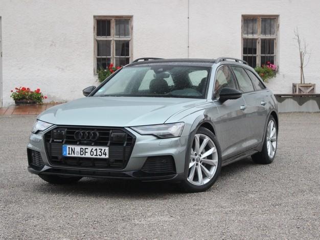 Essai vidéo - Audi A6 Allroad : alternative aux SUV