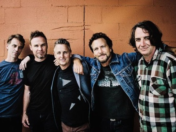 Pearl Jam : reprises live de Chris Cornell et Tom Petty