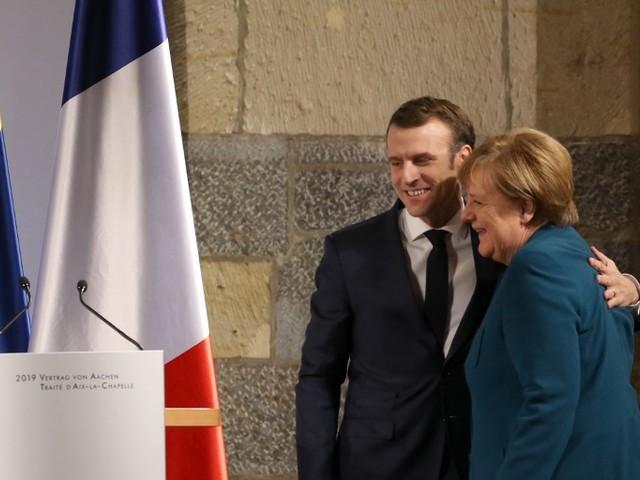 """Traité d'Aix-la-Chapelle : l'Elysée assène """"la vérité""""… en évitant les vrais sujets"""