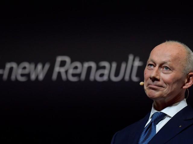 """Renault va remplacer son directeur général Thierry Bolloré, qui dénonce """"un coup de force"""""""