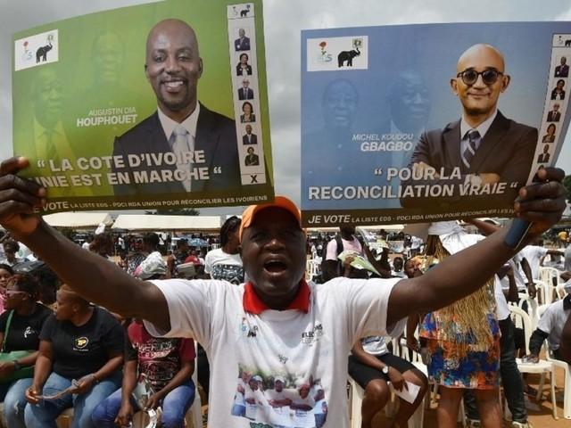 Côte d'Ivoire: Yopougon, enjeu majeur des législatives