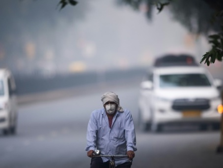 La pollution à New Delhi, bien que réduite, reste nocive