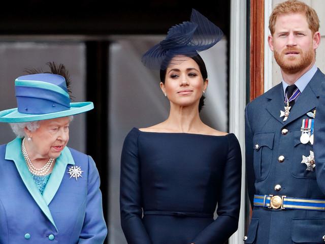 Gotha : La reine interdit à Harry et Meghan d'utiliser la marque «Sussex Royal»