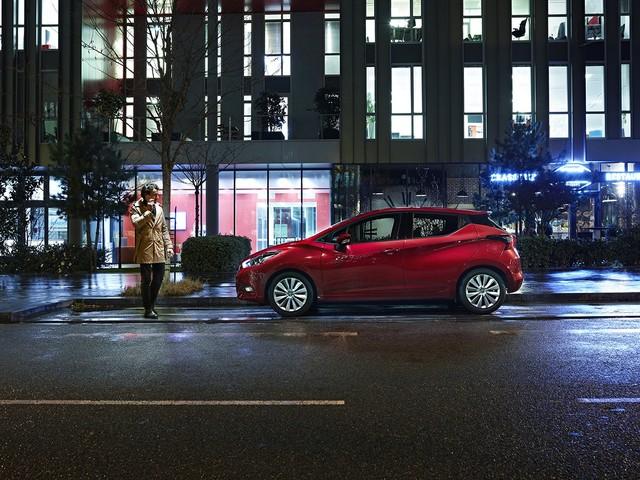 Votre Nissan Micra, citadine compacte et dynamique à 129€/mois