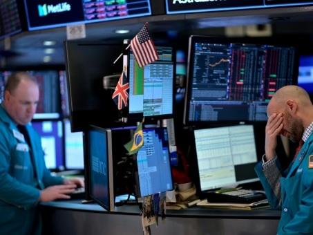 Coronavirus: à Wall Street, pire séance en deux ans pour le Dow Jones