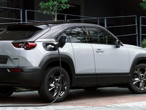 Mazda MX-30 First Edition: prix de34400€