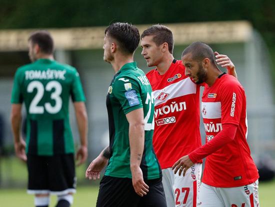 Spartak Moscou : Hanni buteur face au Rudar Velenje (Vidéo)