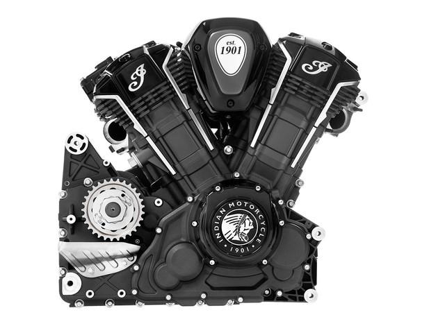 Indian présente son nouveau moteur PowerPlus