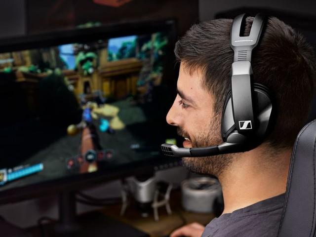 Actualité : Sennheiser GSP 370 : 100 h d'autonomie promises par le nouveau casque gaming sans-fil