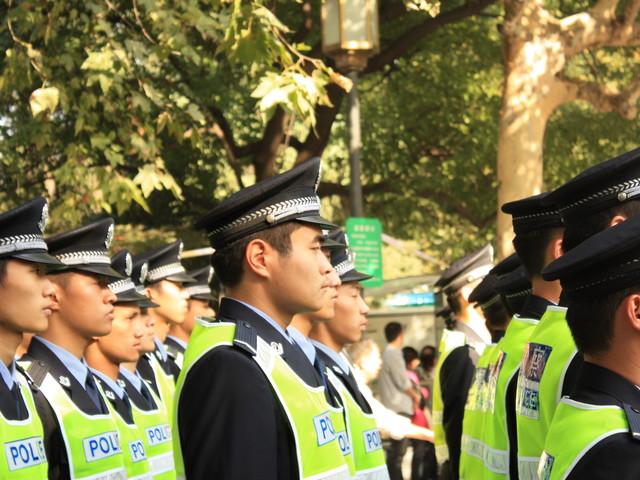 La police chinoise utilise désormais des lunettes de reconnaissance faciale