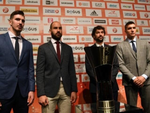 Basket: De Colo et le CSKA Moscou à l'assaut du doublé en Euroligue