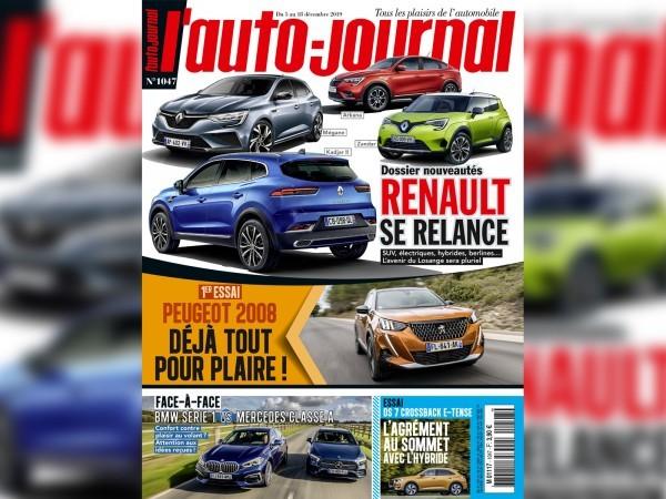 SUV, électriques, hybrides, berlines... Renault se relance !