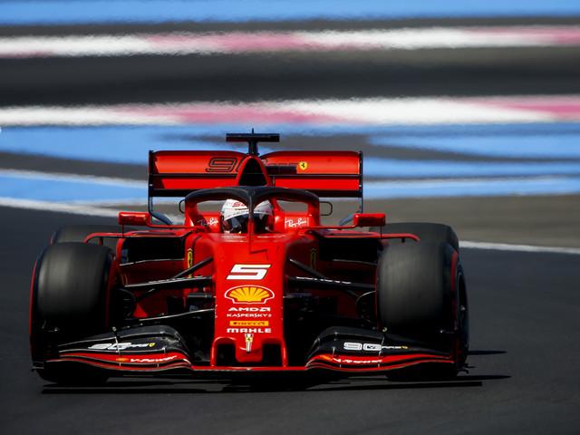 Auto/Moto - Grand Prix de France : Vettel, quand ça ne veut pas…