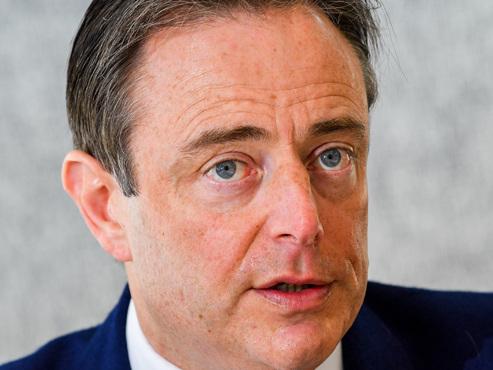 """Bart De Wever compare les juifs et les musulmans: """"Ils évitent les conflits, c'est la différence"""""""