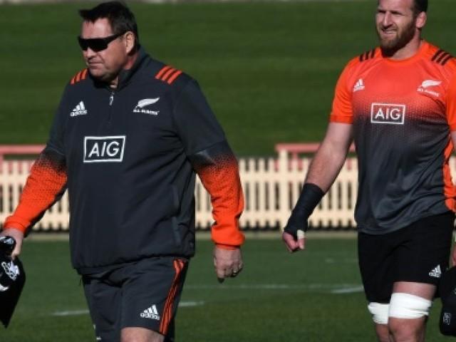 Rugby Championship: la Nouvelle-Zélande au rebond après les Lions