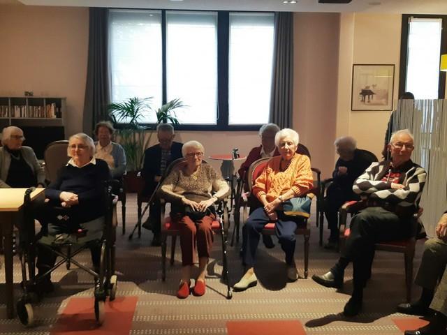"""""""Il y a toujours des gens qui sont contre tout"""" : dans cette maison de retraite, des seniors s'interrogent sur la réforme et les grèves"""