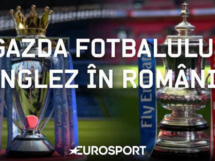 Eurosport rempile avec le foot anglais en Roumanie