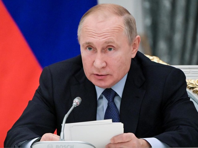 Vladimir Poutine appelle à la création d'une alternative russe à Wikipedia