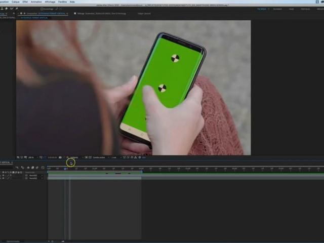 Tutoriel : Tuto vidéo – Mettre en place un suivi de sujet avec Adobe After Effects CC