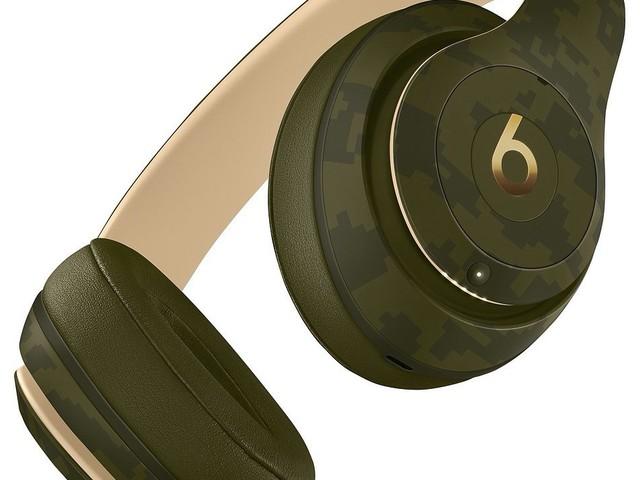 Apple dévoile de nouveaux coloris pour les Beats Studio 3, Solo 3 et BeatsX