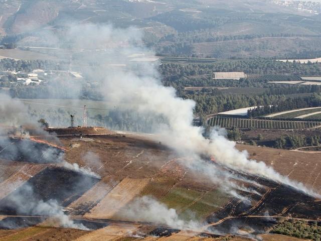 Liban: échanges de tirs entre le Hezbollah et l'armée israélienne