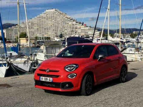 Essai - 500X Sport, l'une des dernières Fiat 100% italiennes