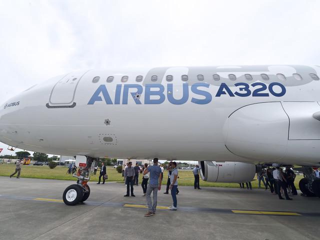Méga-contrat de 300 Airbus de la famille A320 neo pour la compagnie indienne IndiGo